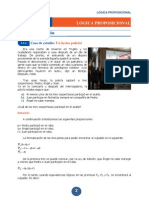 Tema 1. Lógica proposicional