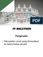 IV Solution