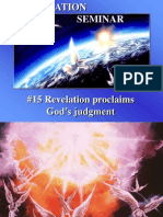 15--Revelation Proclaims God's Judgment