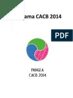 Programa Pangea 2014