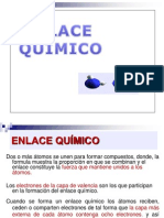 ENLACE QUIMICO PPT
