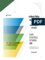 Plano Estrategico Petrobas 2020
