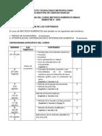 metodos (2HORAS)mna32