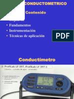 metodo conductometrico