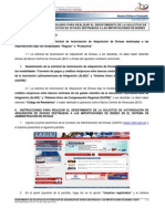 Cadivi - Instructivo Desistimiento AAD (16Mar2012)