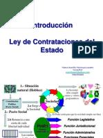 Introduccion Ley de Contrataciones Del Estado