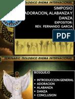 Imagenes Simposio Adoracion-Alabanza-danza