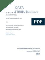 Basis Data Terdistribusi