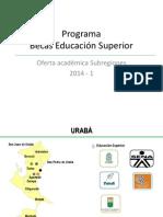 Oferta SubRegiones 2014-1 (1)