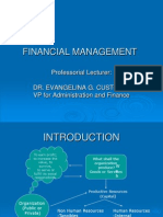 Financial Management Lectures -Vietnamese