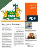 newsletter sierra leone