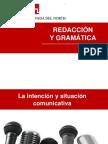 1a Intención comunicativa y lenguaje en los negocios