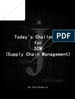 CHALLENGES FOR SCM TODAY'S