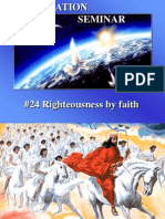 24 Righteousness by Faith