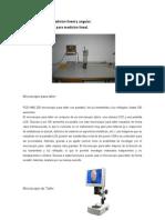 2.3 Maquinas Para Medicion Lineal
