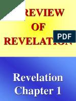 25 Review of Revelation