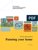 leadpaint.pdf The six step guide to  Painting your home Did you know housepaints can contain  lead?  Renovating or repainting can expose  people to lead.  The older the house, the higher the  lead content of the housepaint. Lead can be dangerous for men,  women and children – especially young  children and pregnant women Did you know housepaints can contain  lead?  Renovating or repainting can expose  people to lead.  The older the house, the higher the  lead content of the housepaint. Lead can be dangerous for men,  women and children – especially young  children and pregnant women Did you know housepaints can contain  lead?  Renovating or repainting can expose  people to lead.  The older the house, the higher the  lead content of the housepaint. Lead can be dangerous for men,  women and children – especially young  children and pregnant women
