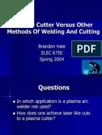 Branden Hale- Plasma Cutting.ppt