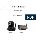 SP-FJ01W User Manual 2012