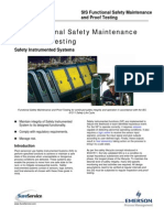 SDS SIS FunctionalSafetyMaintenanceandProofTestingSvcs