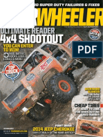Four Wheeler - December 2013 USA