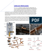 Exothermic Weld powder certificate.pdf