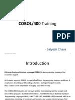 COBOL400 Training Material_Salyush.pptx