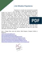 Coletânea_de_Ditados_Populares-_Ana_Chagas