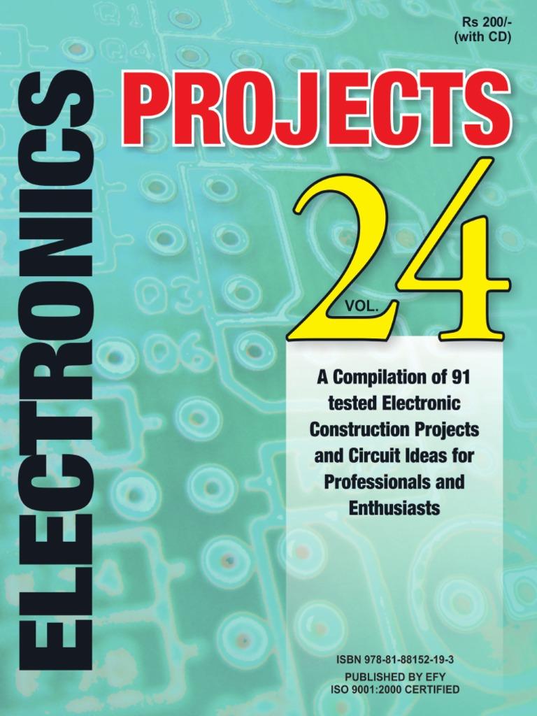 ElectronicsProjectsVol24_1379234701.pdf | Remote Control ...