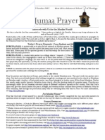 Jumaa prayer 25 October 2013.pdf