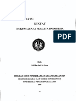 Diktat Hukum Acara Perdata Indonesia