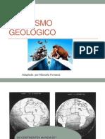 6- MOBILISMO GEOLÓGICO