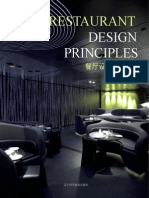 100 Restaurant Design Principles