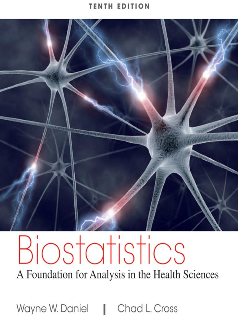 biostatistics pdf daniel