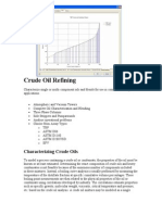 Crude Oil Refining - Assay.doc
