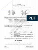 19526270 LSM Grade 3 Filipino 1st Trim Exam SY 20092010 Answer Key