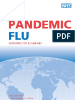 Pandemic Flu - Guidance for Businesses. Signs. Symptoms. Recommendations. Materials. Gripe porcina