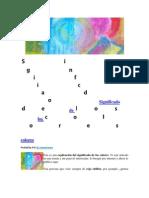 Significado de los colores 1 (información)