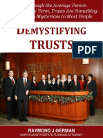 Demystifying Trusts