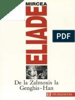 Mircea Eliade-De La Zalmoxis La Genghis-Han