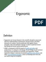 Ergonomic.pptx