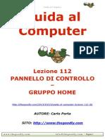 Guida al Computer - Lezione 112 - Pannello di COntrollo - Gruppo Home.pdf