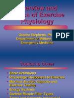 Basics of Exercise Physiology 2