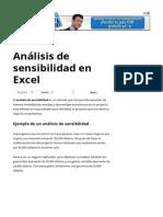 Análisis de sensibilidad en Excel.pdf