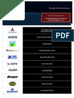 Sites Fornecedores