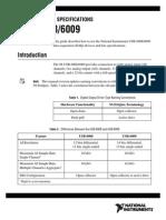 Ni 6008 ADC Manual