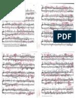 """""""Italienisches Konzert 3. Satz 1.pdf"""" 4 Seiten pro Blatt"""