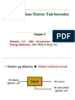 Neraca Massa Sistem Tak-bereaksi.ppt