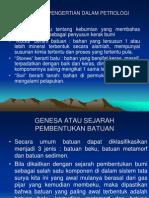 Genesa Pembentukan Batuan.ppt