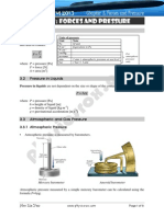 Physics Final Revision - Forces and Pressure 2013.pdf